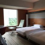 東京のホテルに泊まる「ハイアットリージェンシー東京」