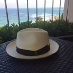 Borsalinoのパナマ帽