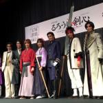 宝塚歌劇団 雪組 浪漫活劇「るろうに剣心」初のミュージカル化!