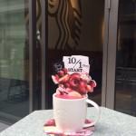 本日発売 FruitCrush&tea!