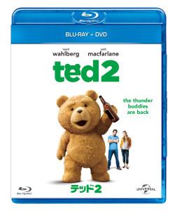 テッド2 ブルーレイ+DVDセット_JK