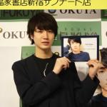 俳優・桜田通がカレンダー発売イベントを開催!ギャル男、女装などに挑戦した12変化のカレンダーが完成!