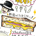 食パンを焼こう! その③ お手軽トーストアレンジ