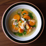 ゴロゴロにんじんスープ