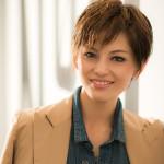 プラスアクト11月号(10月12日発売)に月組・朝美絢さんが登場します!