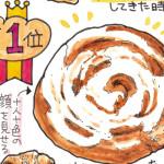 2016年のパン、ベスト3!