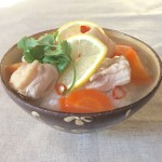 1月 体を温め風邪を予防する「エスニックスープ飯」